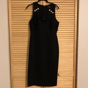 Ivanka Trump Black Dress size 10